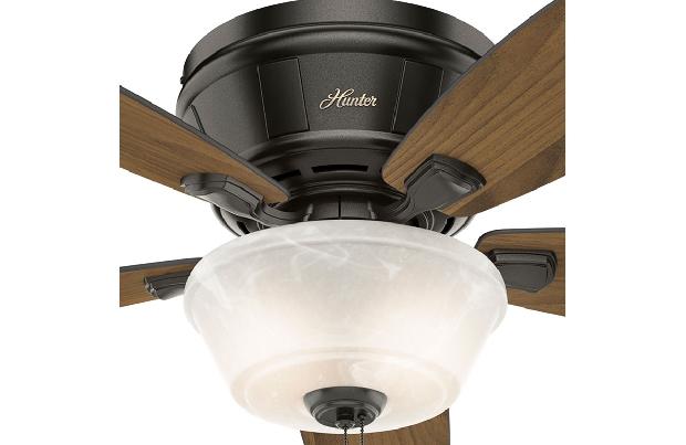 Hunter Estate Winds 56 Noble Bronze Ceiling Fan 54165