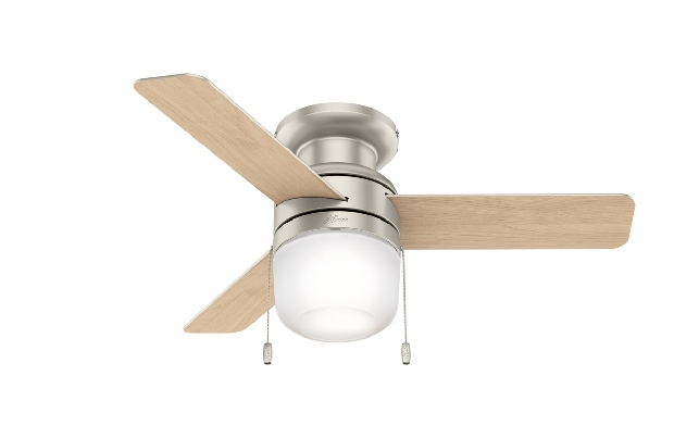 Hunter Acumen 42 Matte Nickel Ceiling Fan 59466