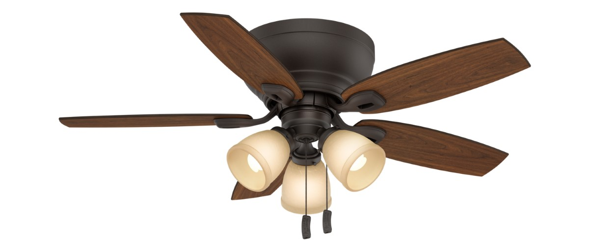 Casablanca Durant Maiden Bronze Ceiling Fan