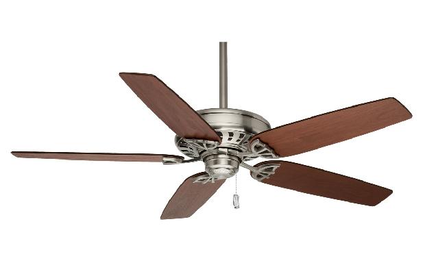 "Casablanca Concentra 54"" Brushed Nickel Ceiling Fan (54021)"
