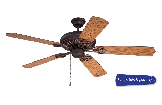 """Craftmade 42-52"""" Aged Bronze Textured Ceiling Fan (CC52AG)"""
