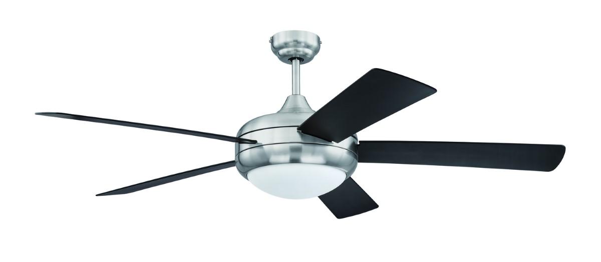 Craftmade Cronus Brushed Nickel Ceiling Fan
