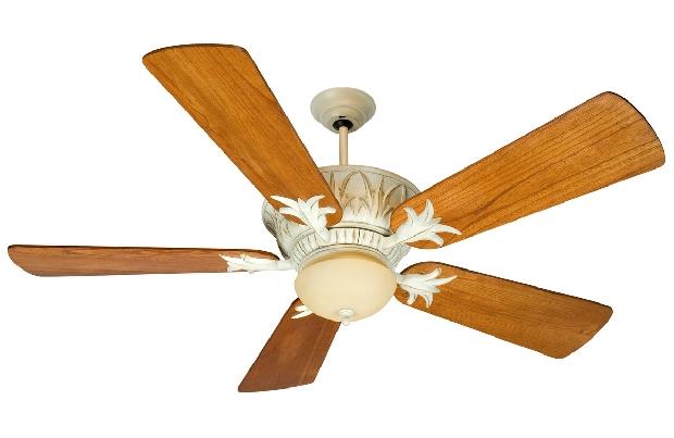 "Craftmade Pavilion 54"" White Ceiling Fan (K10247)"