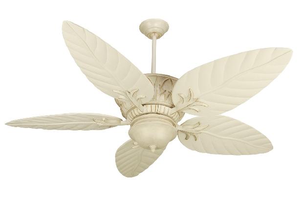 "Craftmade Pavilion 54"" White Ceiling Fan (K10248)"