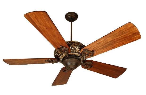"Craftmade Ophelia 54"" Bronze Ceiling Fan (K10273)"