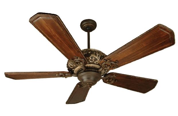"Craftmade Ophelia 56"" Bronze Ceiling Fan (K10327)"