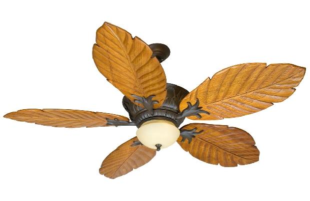 "Craftmade Pavilion 56"" Bronze Ceiling Fan (K10344)"
