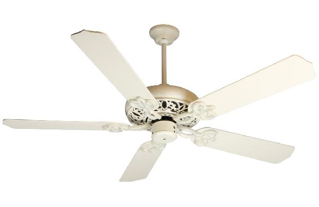 "Craftmade Cecilia 52"" White Ceiling Fan (K10615)"