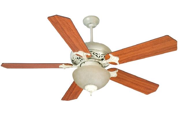 "Craftmade Mia 52"" White Ceiling Fan (K10723)"