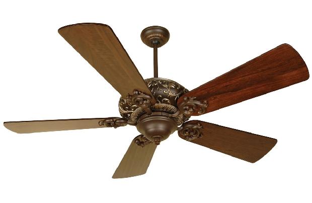 "Craftmade Ophelia 54"" Bronze Ceiling Fan (K10725)"