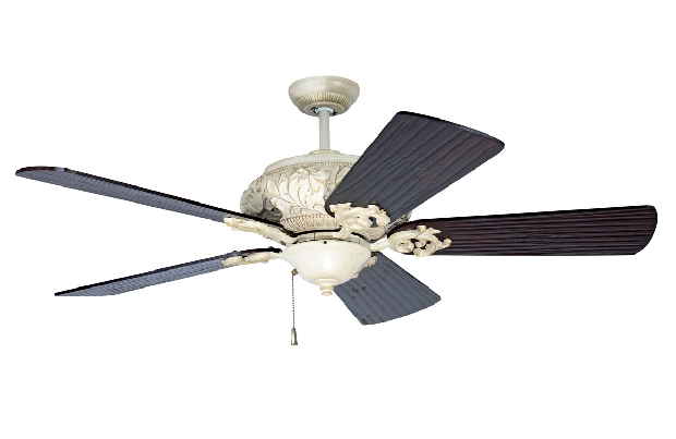 "Craftmade Ophelia 54"" White Ceiling Fan (K10726)"