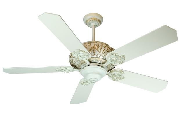 "Craftmade Ophelia 52"" White Ceiling Fan (K10727)"