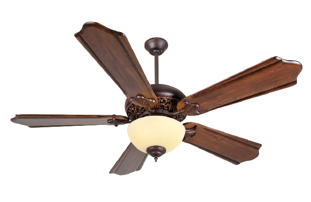"""Craftmade Mia 56"""" Oiled Bronze Gilded Ceiling Fan (K11011)"""
