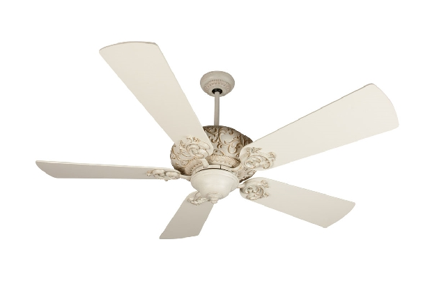 "Craftmade Ophelia 54"" White Ceiling Fan (K11151)"