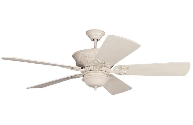 "Craftmade Pavilion 54"" White Ceiling Fan (K11245)"