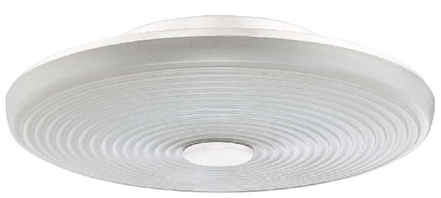 Craftmade LED Bowl Light Kit with Cased Frost White Glass - White (LK105-W-LED)