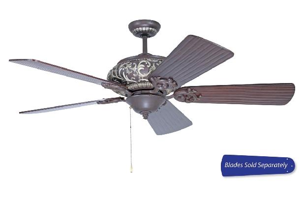 """Craftmade 44-56"""" Bronze Ceiling Fan (OA52AGVM)"""