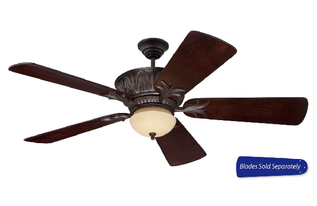 """Craftmade 44-56"""" Aged Bronze Textured Ceiling Fan (PV52AG)"""