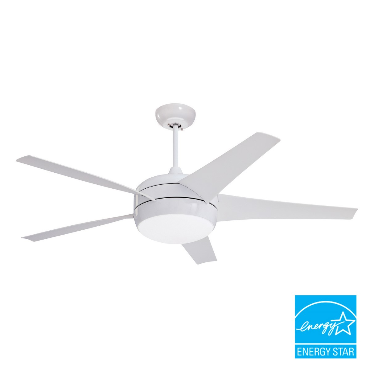 Emerson Midway Eco Appliance White Ceiling Fan