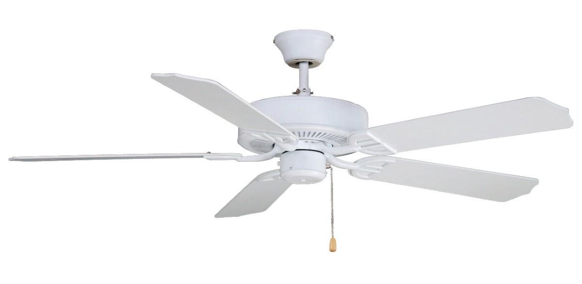 Fanimation Aire Decor White Ceiling Fan