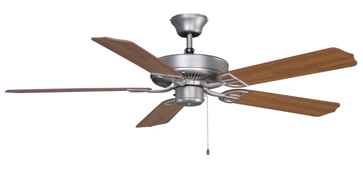 Fanimation Aire Decor Nickel Ceiling Fan