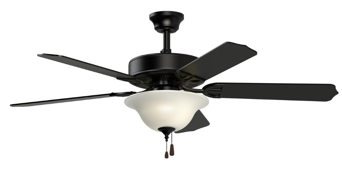 Fanimation Aire Decor Black Ceiling Fan LED