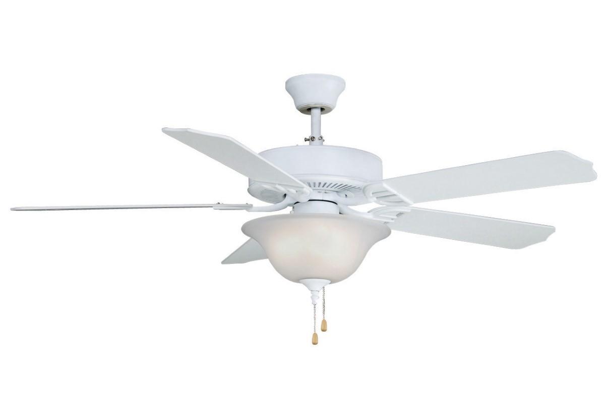 Fanimation Aire Decor White Ceiling Fan LED