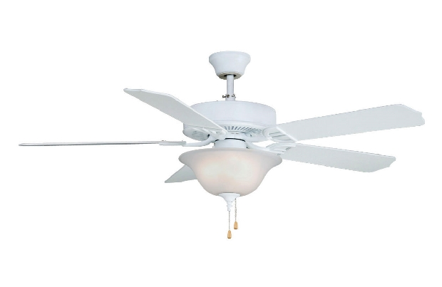 Fanimation Aire Decor White Fan Light Frosted