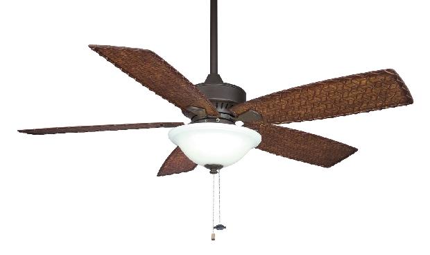 Fanimation Cancun 220v Bronze Ceiling Fan