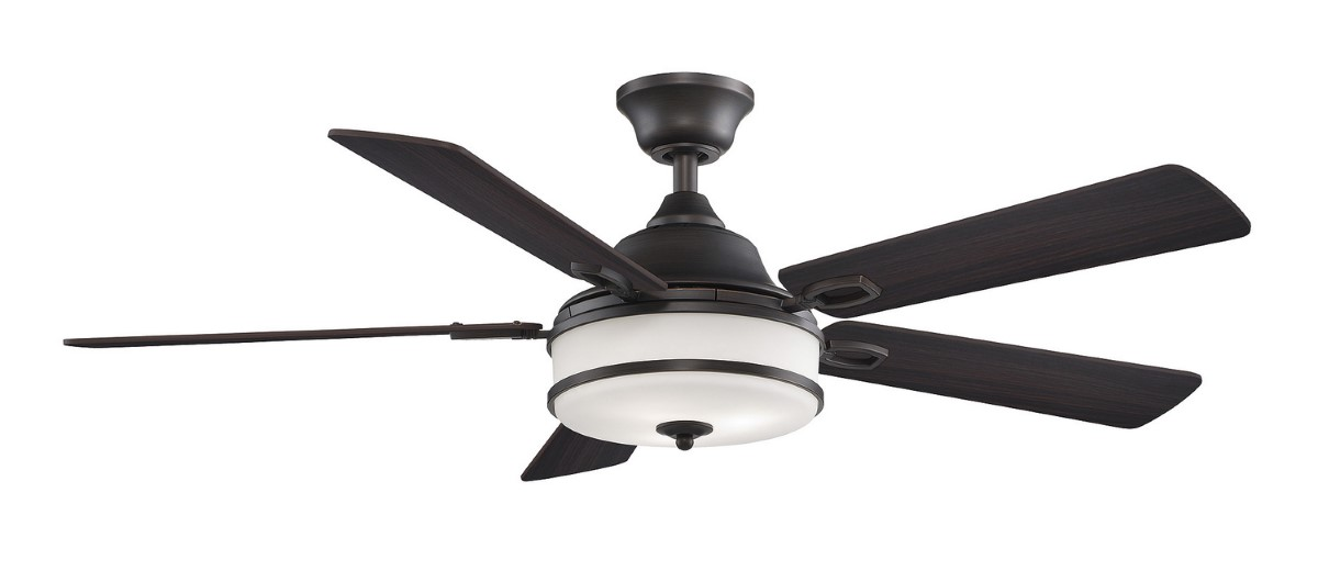 Fanimation Stafford Dark Bronze Ceiling Fan LED