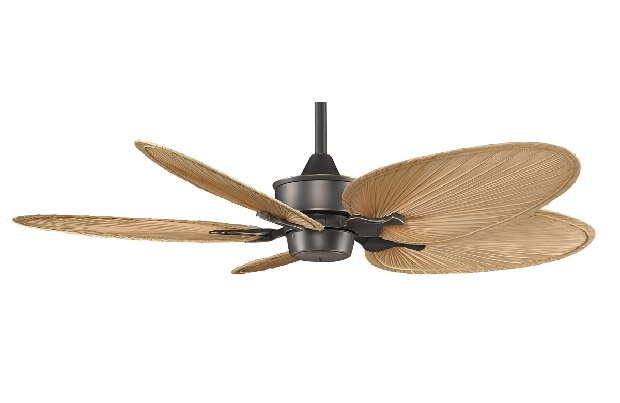 Fanimation Islander DC Bronze Accent Ceiling Fan (MAD3250BA)