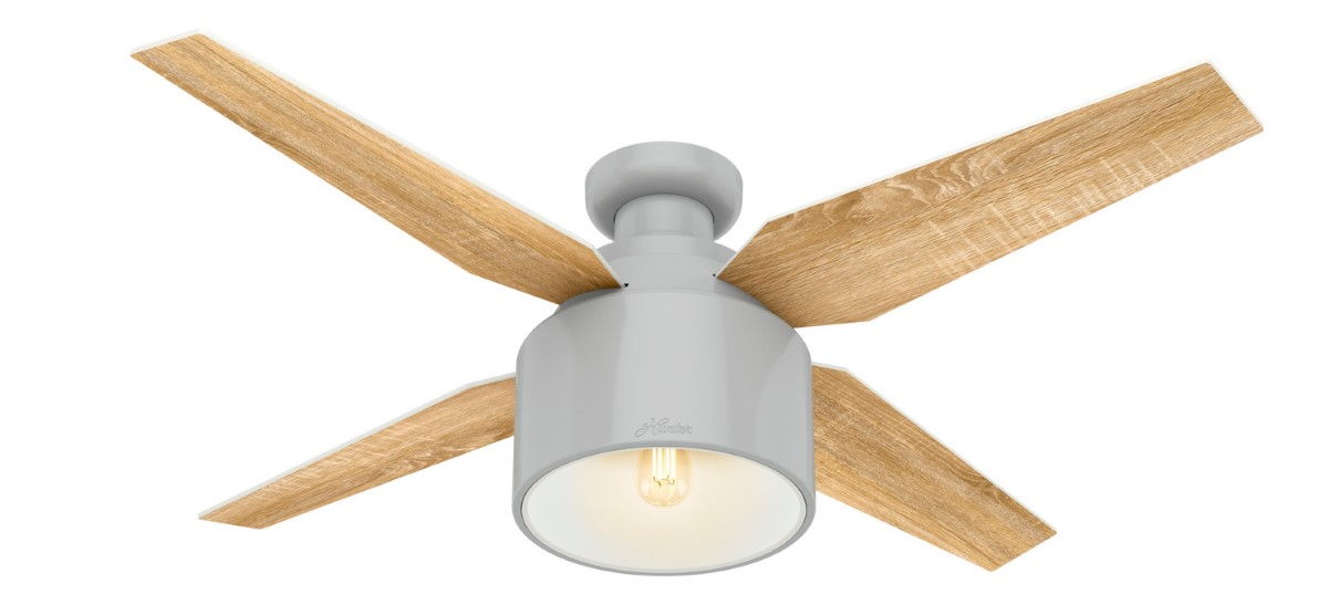 Hunter Cranbrook Low Profile Dove Grey Ceiling Fan