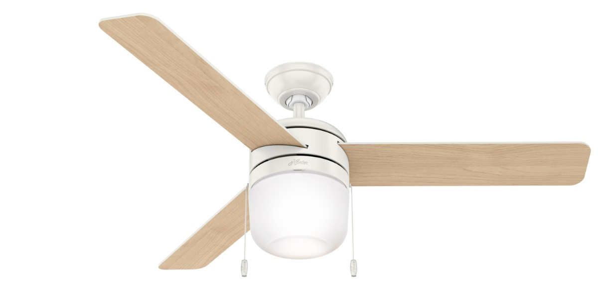 Hunter Acumen 52 Fresh White Ceiling Fan