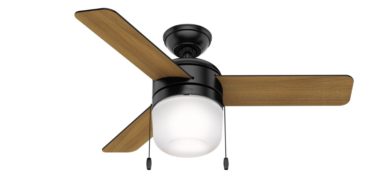 Hunter Acumen 42 Matte Black Ceiling Fan