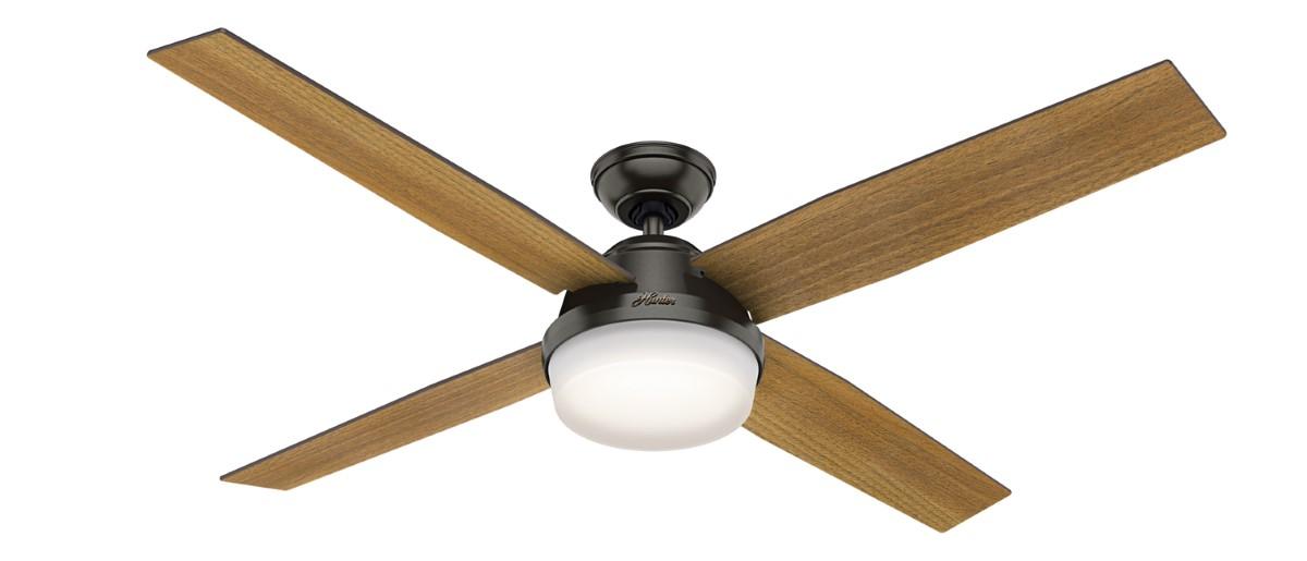 Hunter Dempsey 60 Noble Bronze Ceiling Fan