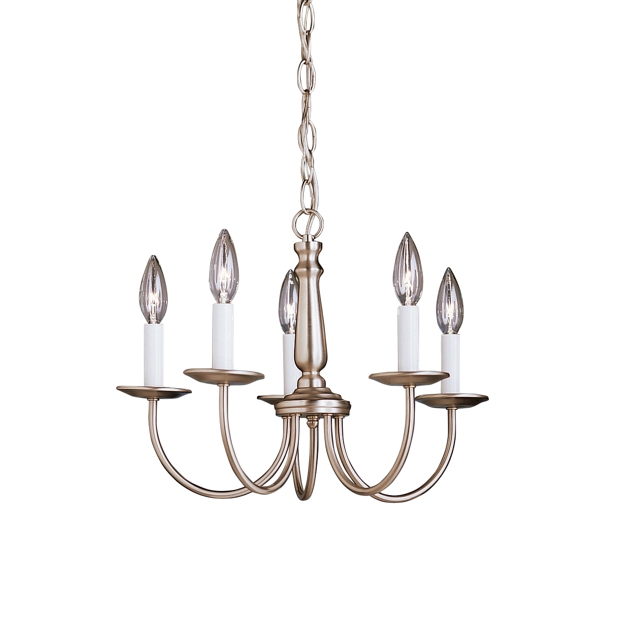 Kichler Salem Chandelier - Brushed Nickel (1770NI)