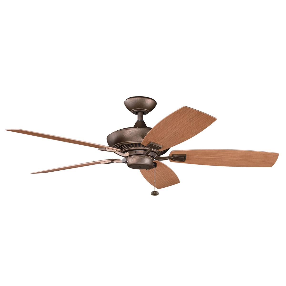 Kichler Canfield Patio Copper Ceiling Fan