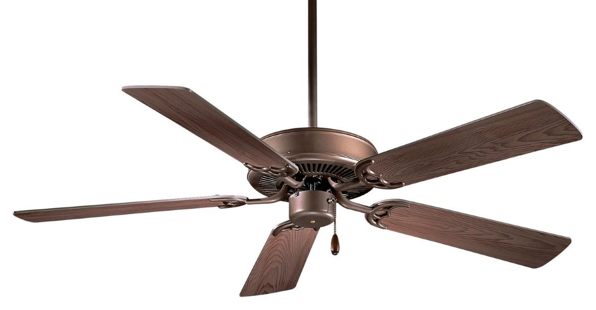 Minka Aire Contractor 42 Bronze Ceiling Fan Maple