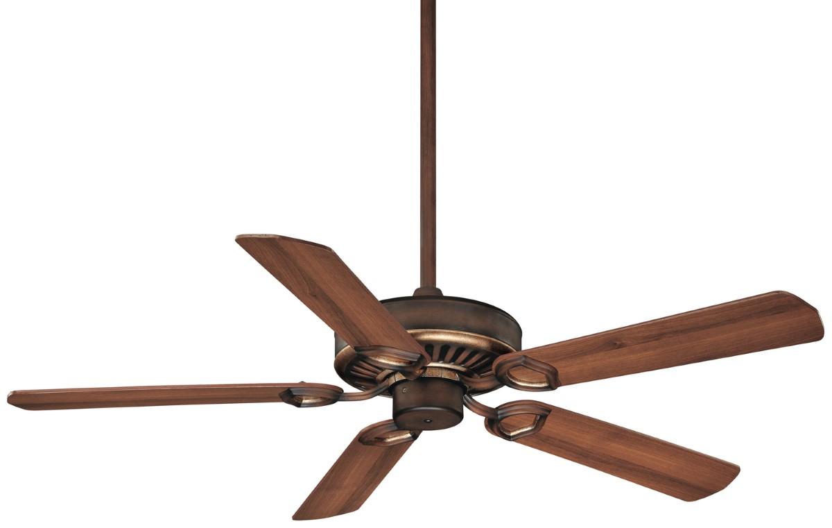 Minka Aire Ultra-Max Walnut Ceiling Fan