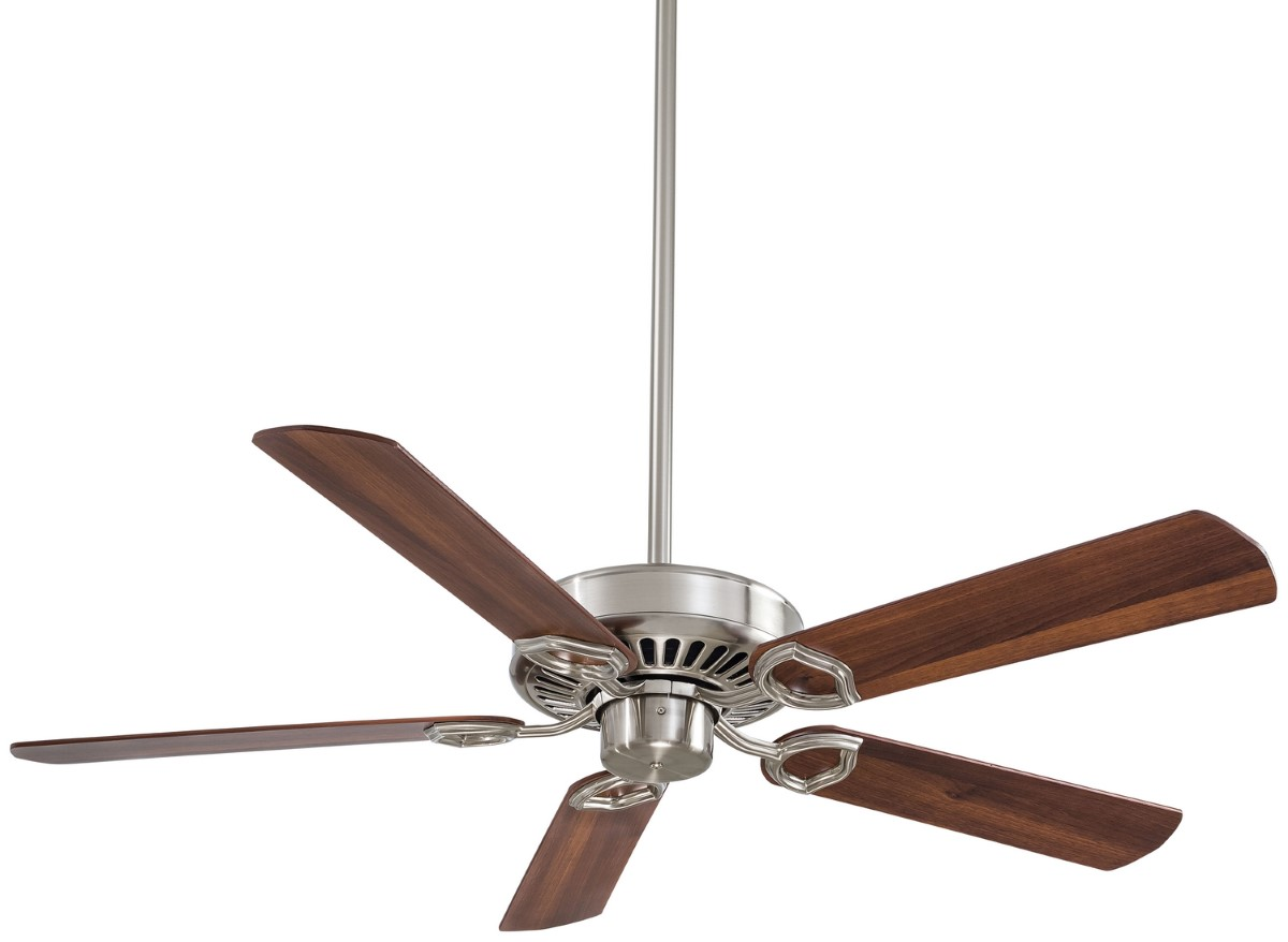 Minka Aire Ultra-Max Brushed Nickel Ceiling Fan