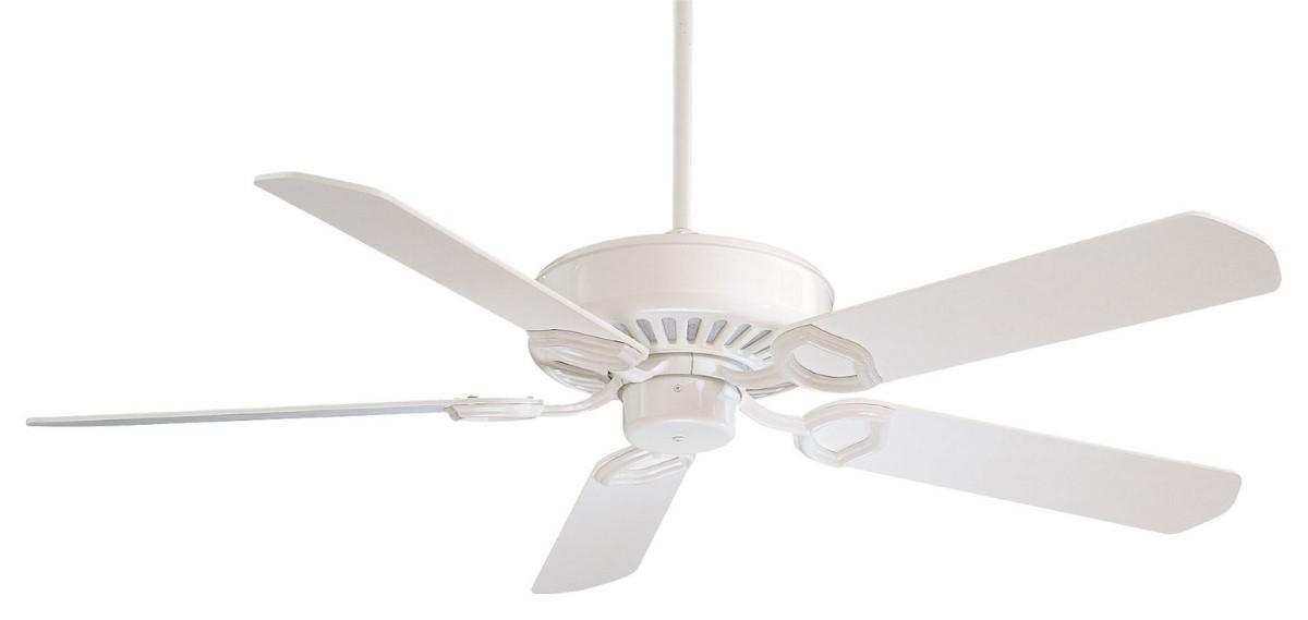 Minka Aire Ultra-Max White Ceiling Fan