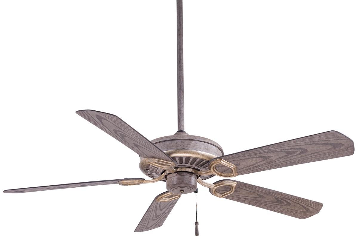 Minka Aire Sundowner Driftwood Ceiling Fan