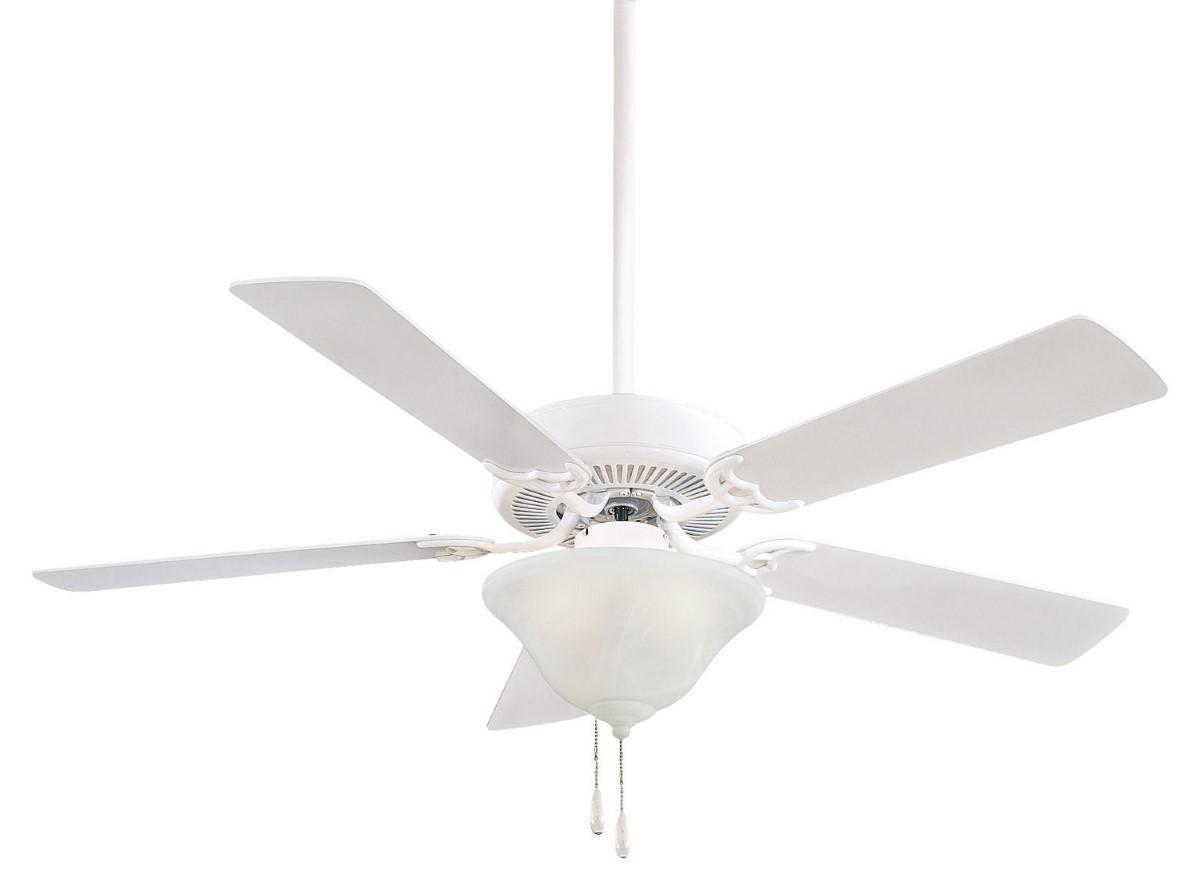 Minka Aire Contractor Uni-Pack White Fan Swirl