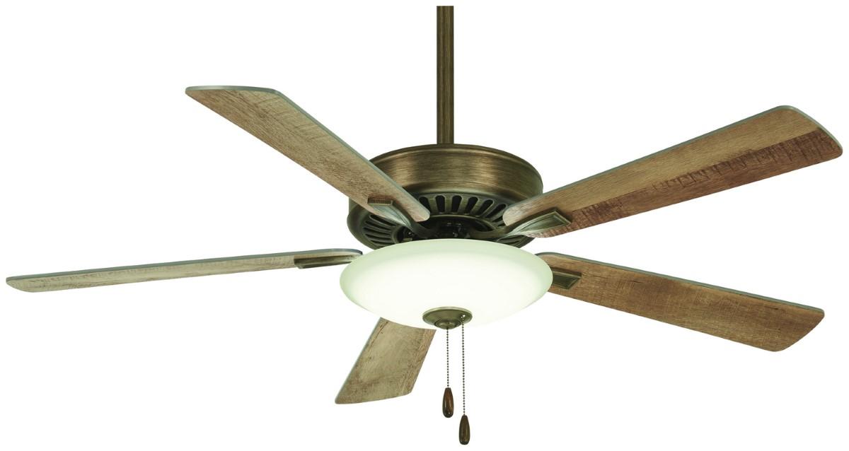Minka Aire Contractor Uni-Pack Bronze Fan