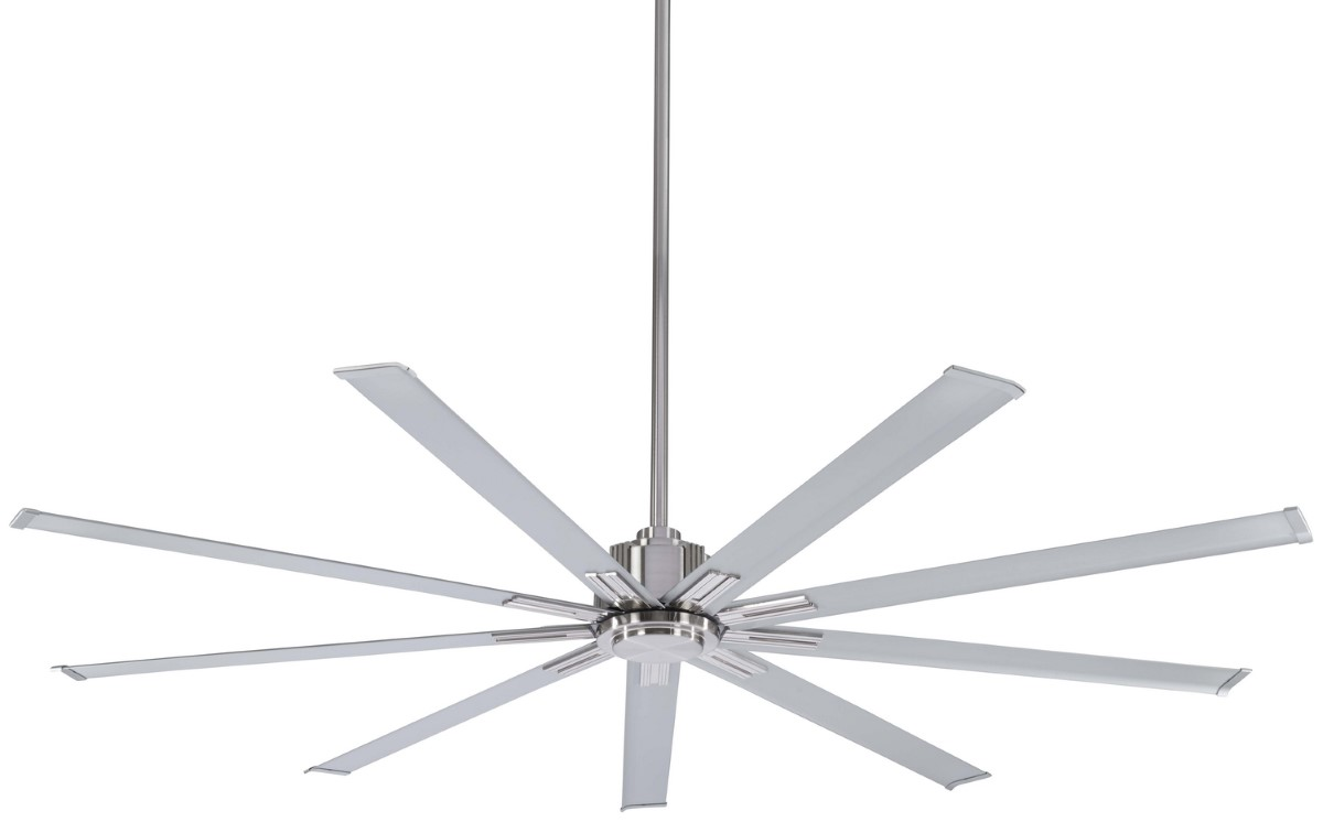 Minka Aire Xtreme 72 Brushed Nickel Ceiling Fan