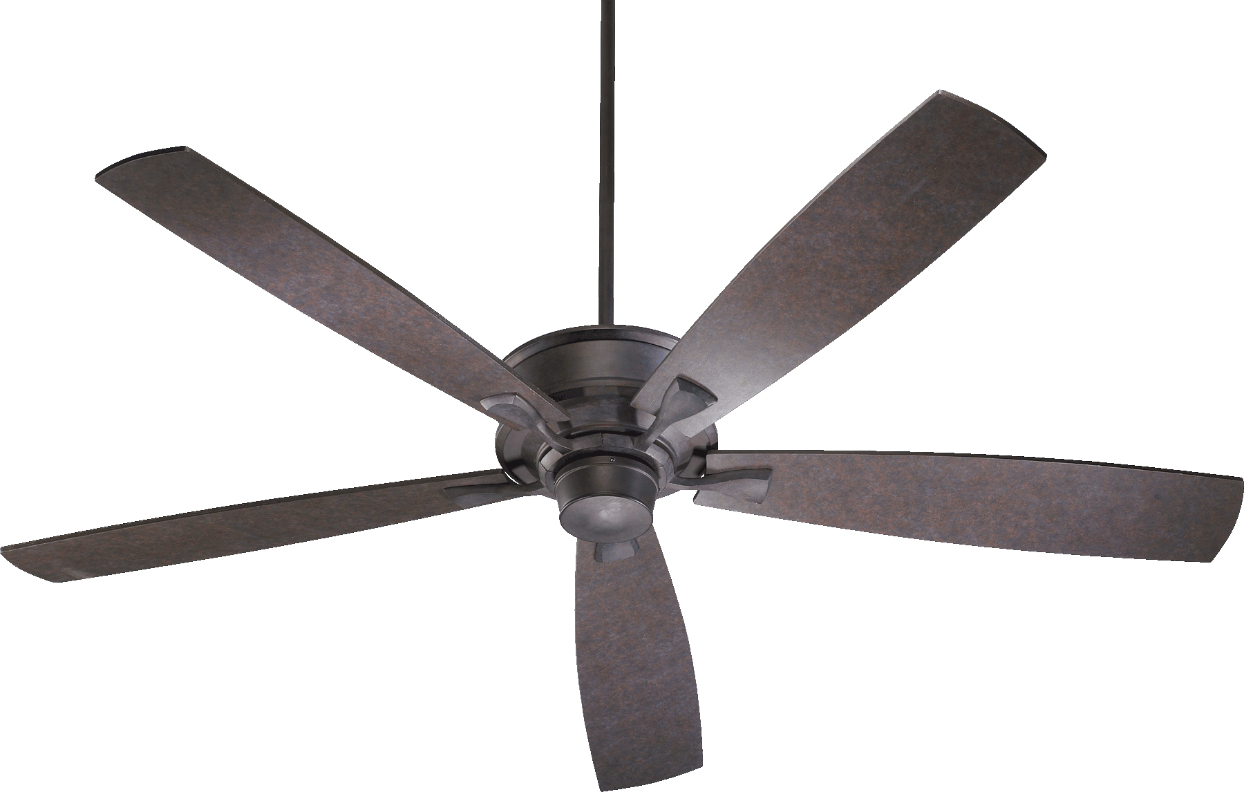 "Quorum Alton 70"" Toasted Sienna Ceiling Fan (42705-44)"