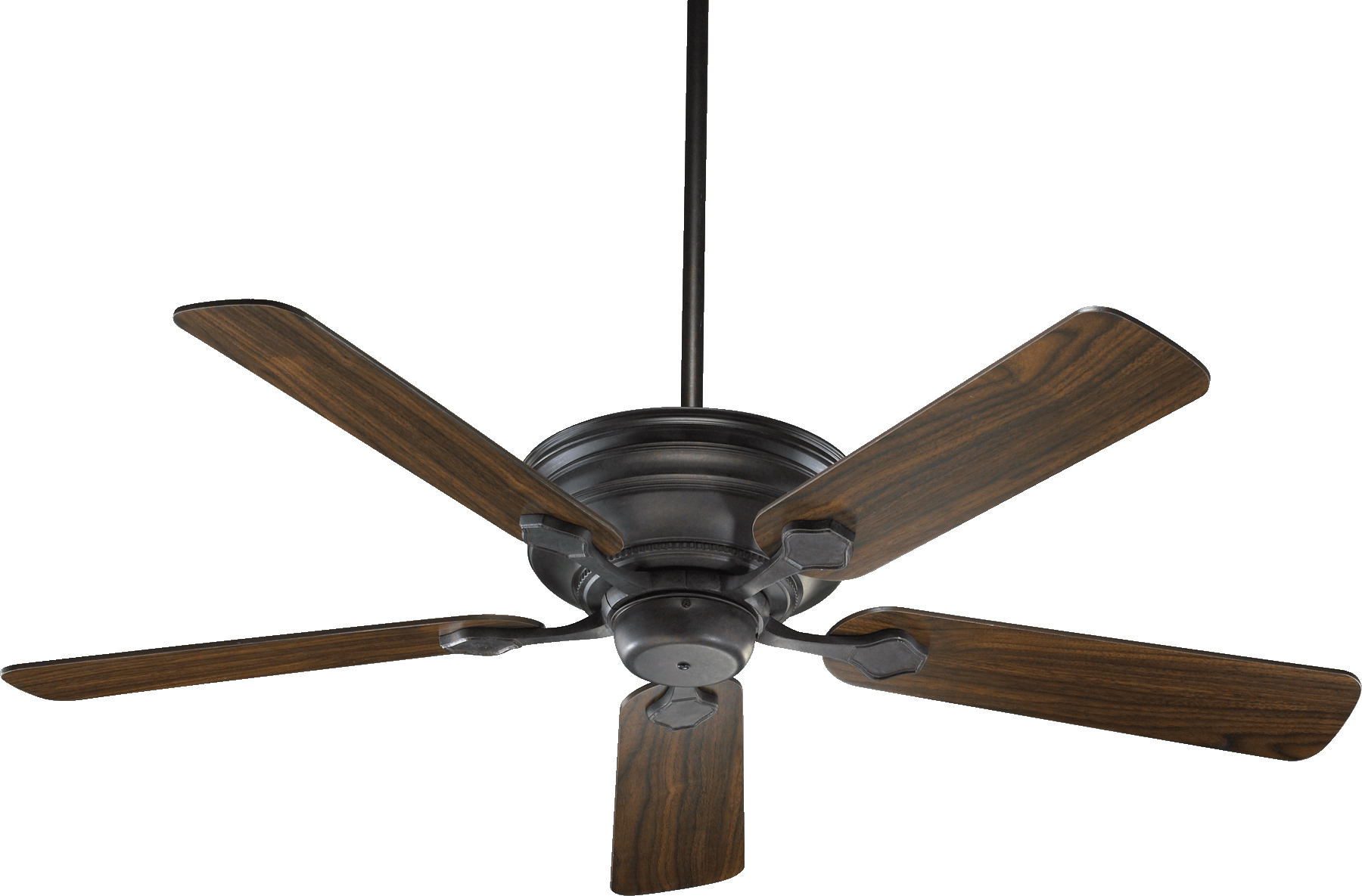 """Quorum Barclay 52"""" Toasted Sienna Ceiling Fan (76525-44)"""